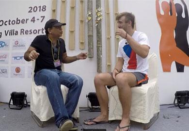 Yoga festival 2018 in Krabi Island