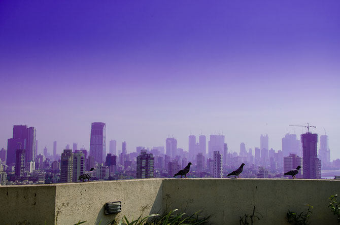 The amazing city called Mumbai in India