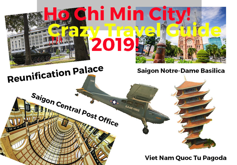 What to see in Ho Chi Minh City in the year of 2019! Plenty of interesting places (Sightseeing)